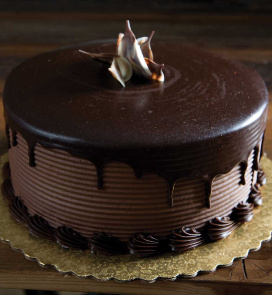 Chocolate Cake Designs Pinterest