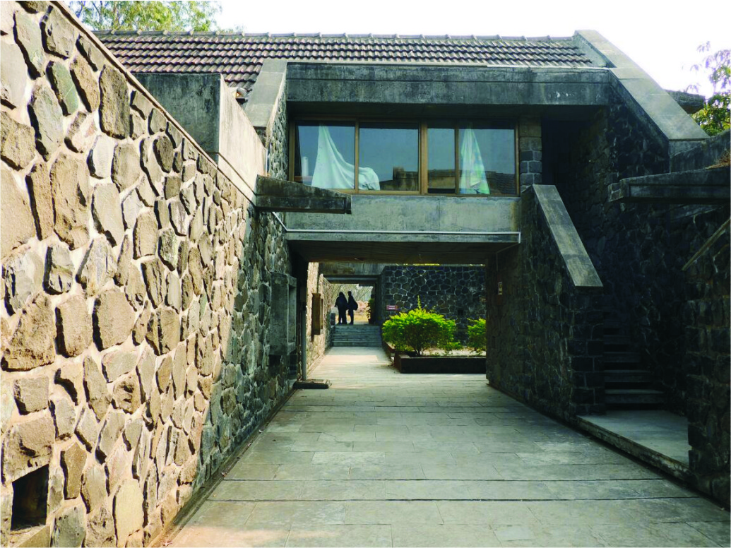 Pvp college of architecture site visit ad ii cdsa pune for Architecture design for home in pune