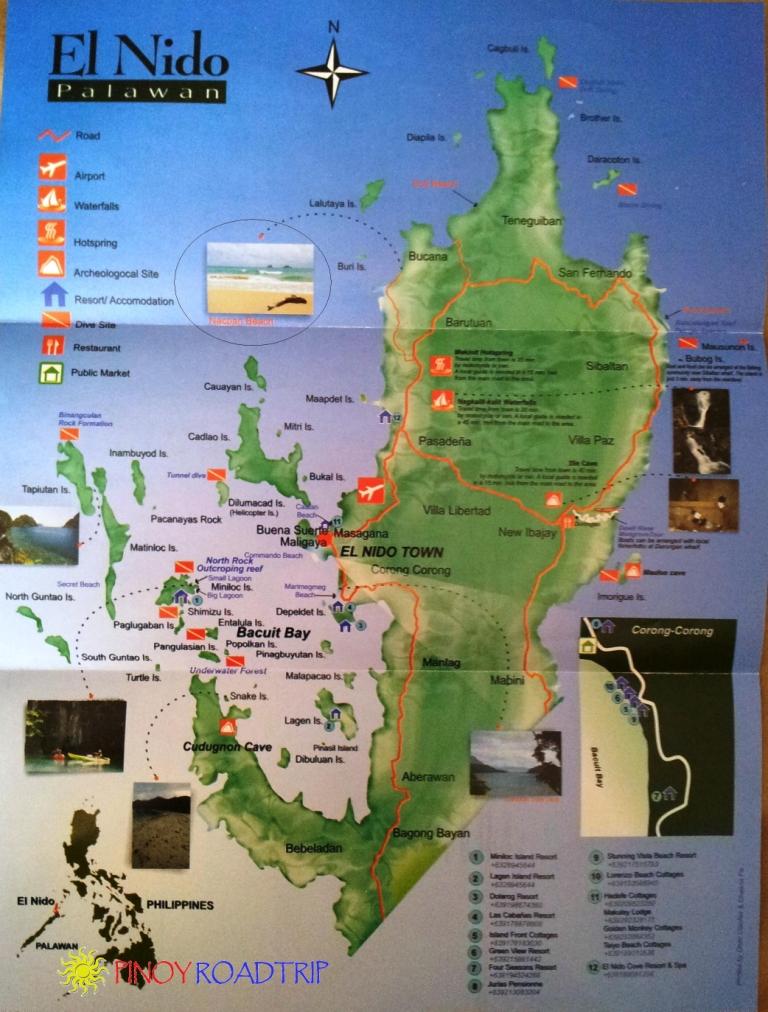 Pinoy Roadtrip Explore El Nido By Motorbike Part Iii
