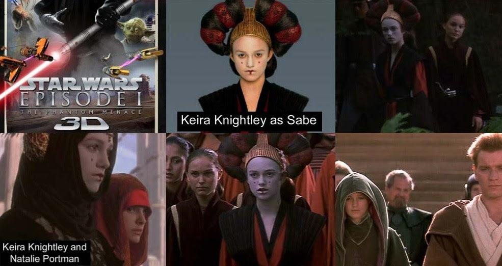 Keira Knightley Vs Nat...