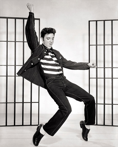 Anthropologizing Elvis As American Cultural Icon