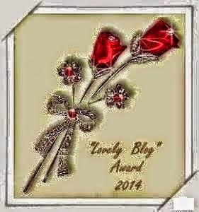 Grazie a Elena & Annalisa per il premio ricevuto.