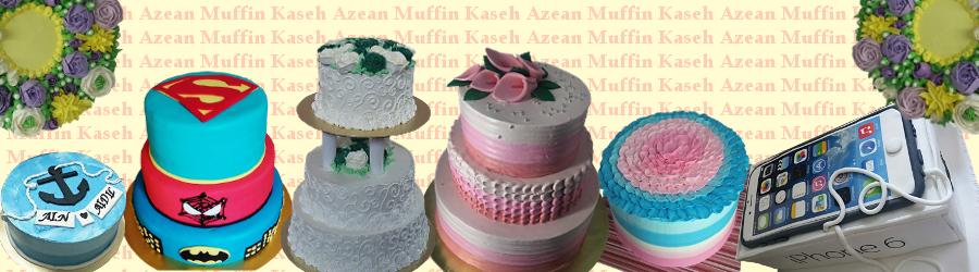 Muffin Kaseh Azean