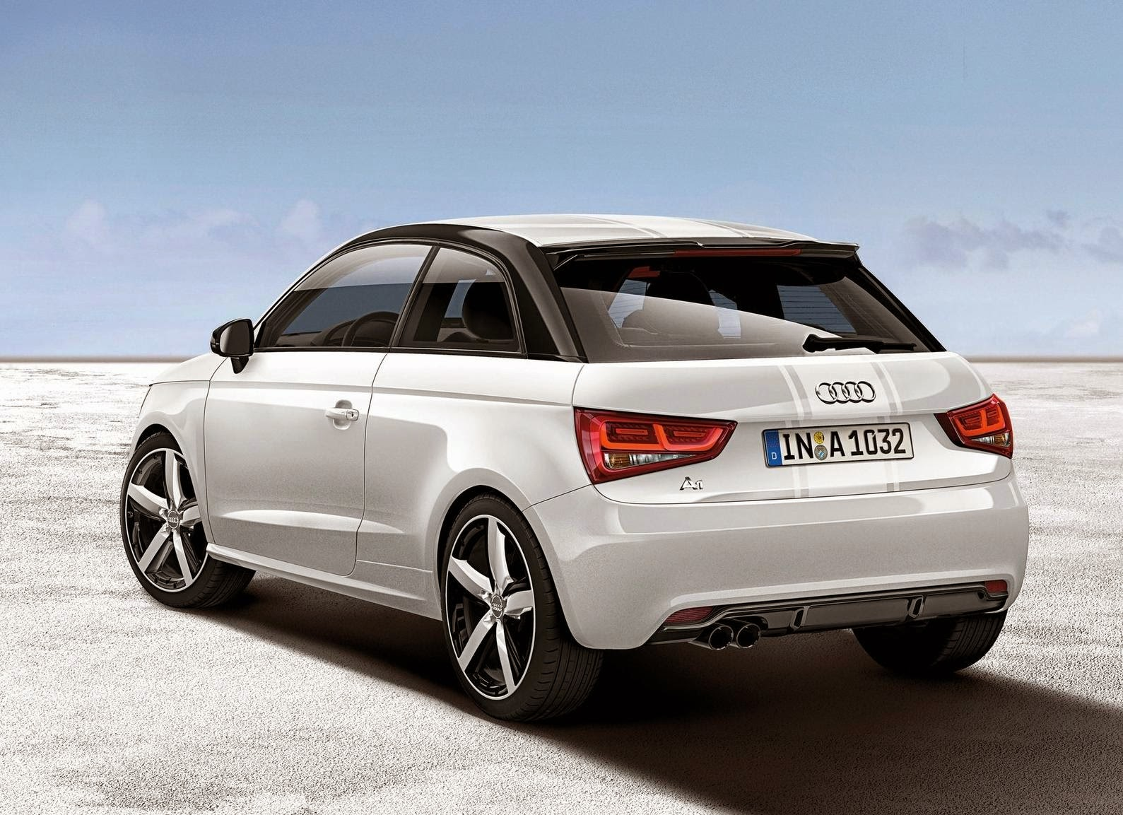 Audi A1 Amplified 2012 Full-screen HD Wallpaper