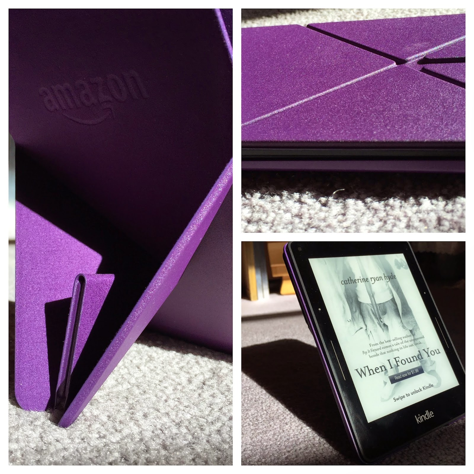 origami kindle voyage cover
