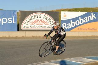 pep rounding Turn 11, Mazda Raceway Laguna Seca, Salinas, California
