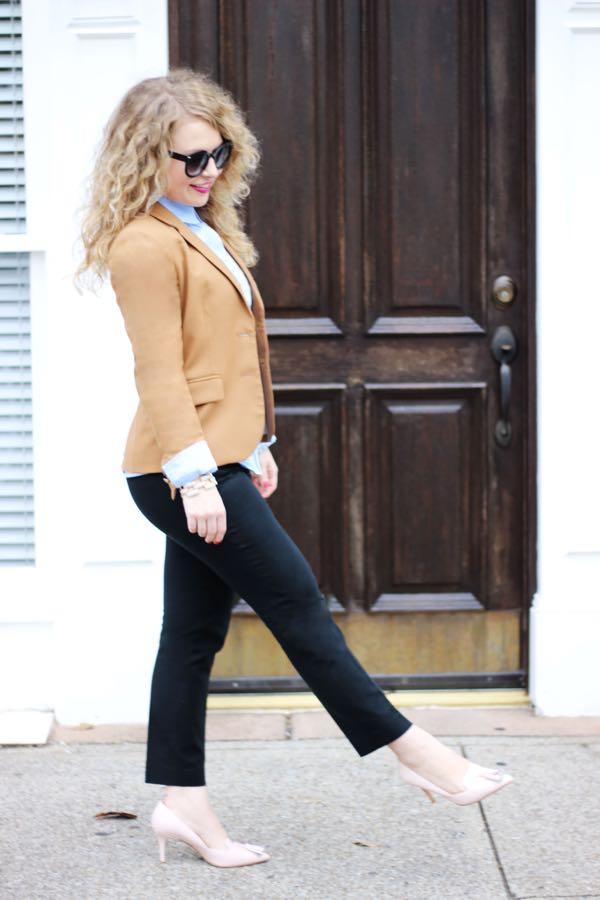 Lawyer fashion blog
