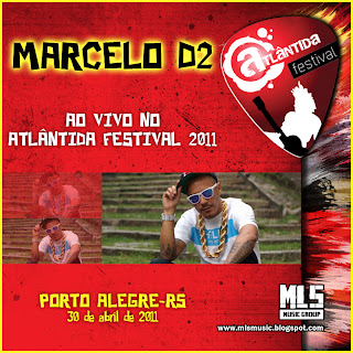 Marcelo D2 - Ao Vivo no Atl�ntida Festival