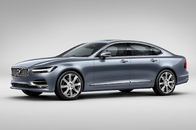 Volvo S90 T6 (2016) Front Side