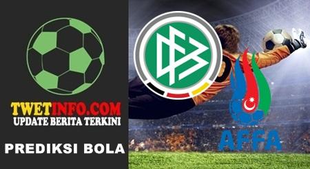 Prediksi Germany U21 vs Azerbaijan U21