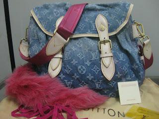 ... importadas, artigos de luxo e muito mais.: Louis Vuitton sunrise denim