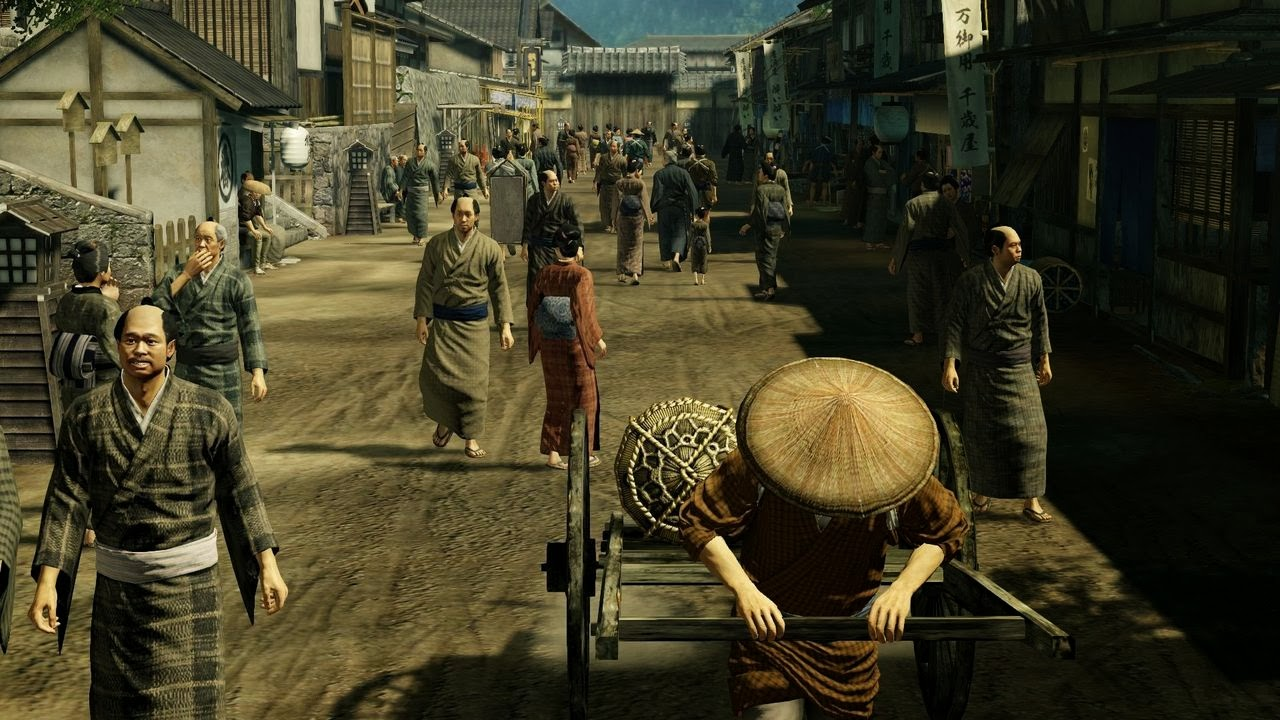 صور بعض الالعاب المشهورة yakuza-ishin-playsta