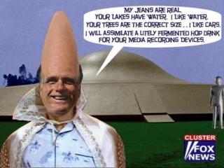 Mitt Romney IS Weird! Sheldon Adelson Is Not Funny!