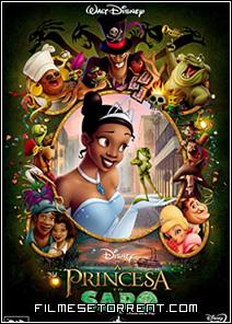 A Princesa e o Sapo Torrent dublado