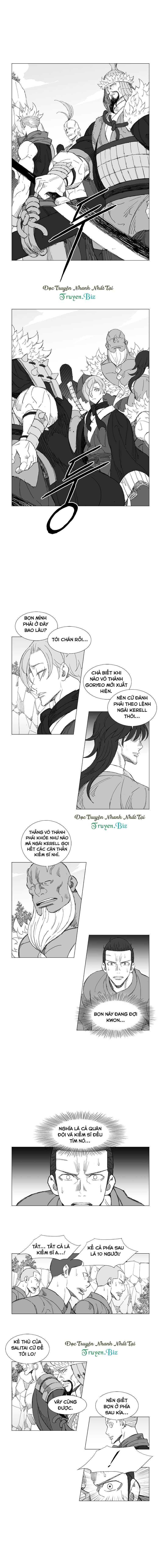 Mujang Chapter 207 - Hamtruyen.vn