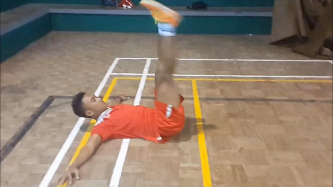 Leg Lower and One Leg Change