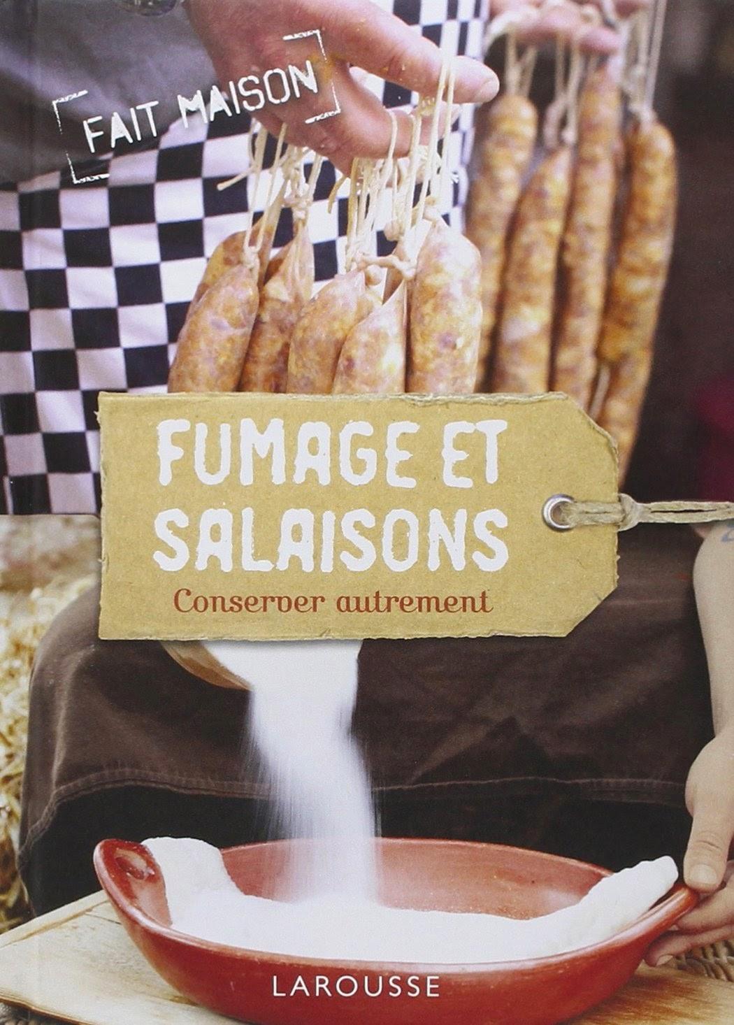 Livre du survivaliste pour saler et fumer les aliments