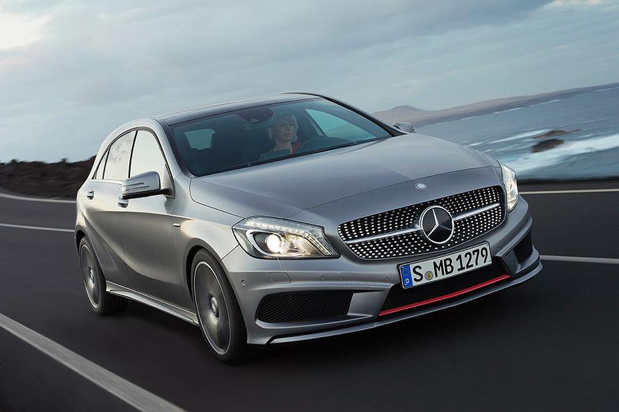 Spawnzon blog 2013 mercedes benz a klasse amg style for Mercedes benz style