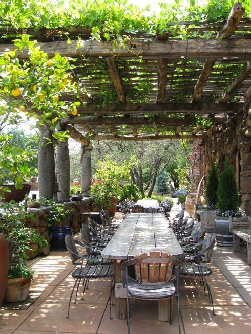 Gallart grupo el blog suelos y puertas de madera en asturias ideas para decorar el porche - Pergola klimplant ...