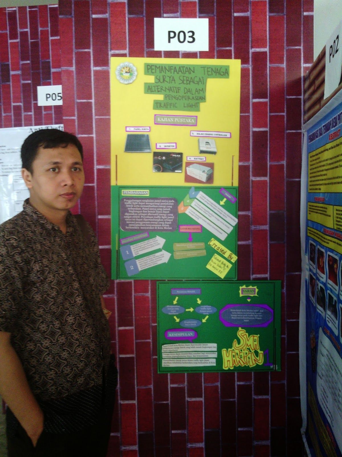 Menariknya Lomba Penelitian Belia Sumatera Utara Lpbsu Tahun 2013 Sofyanto