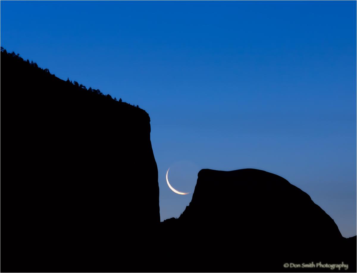 Half Crescent Moon