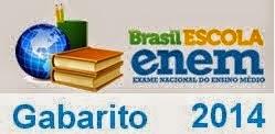 Resultado do ENEM 2014