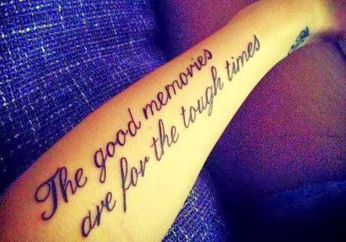 Good Quotes For Tattoos
