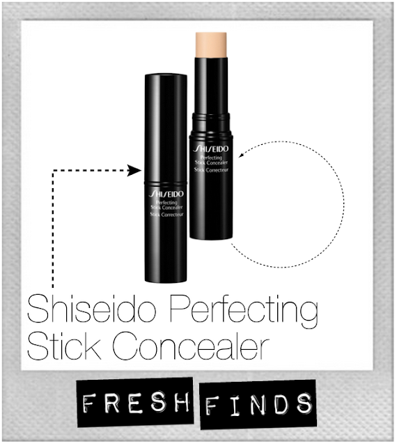 beauty, Shiseido, Perfecting Stick Concealer, concealer, Birchbox, Ultimune Power Infusing Concentrate, dark circles, allergies, blemish, tired eyes, coverage