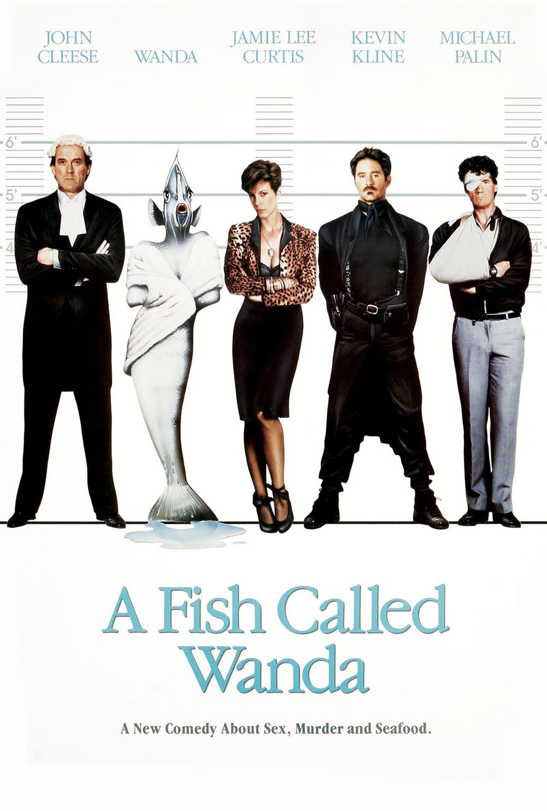 Um Peixe Chamado Wanda Dublado