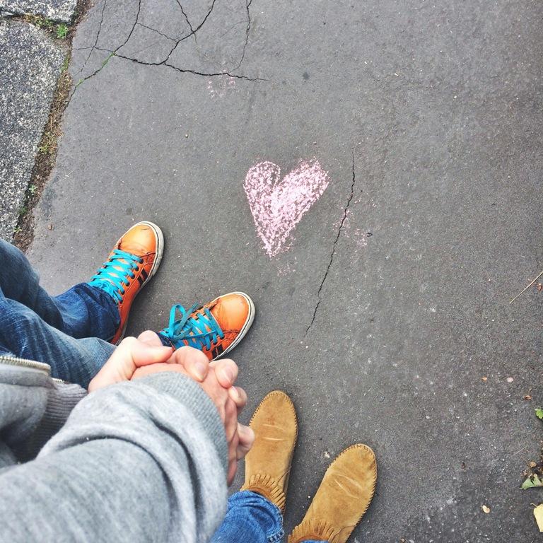 12von12, 12v12, 12 von 12, EXPRESS Köln, Frollein Pfau, Herz, Liebe, für immer und Dich, Händchenhalten