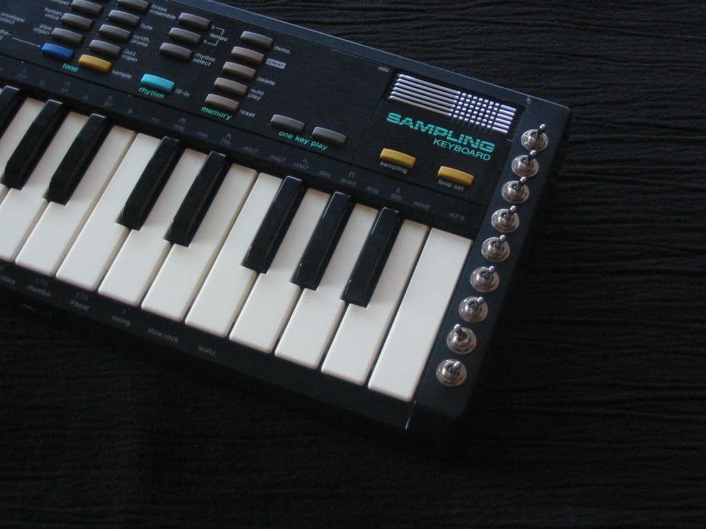 Frankenmusik June 2011 Picture Of Circuit Bending A Casio Sk1 This Bent Sk 1 Offers Huge Range Sounds And Textures Is Truly Must Have Instrument For Any Studio Or Live Performance