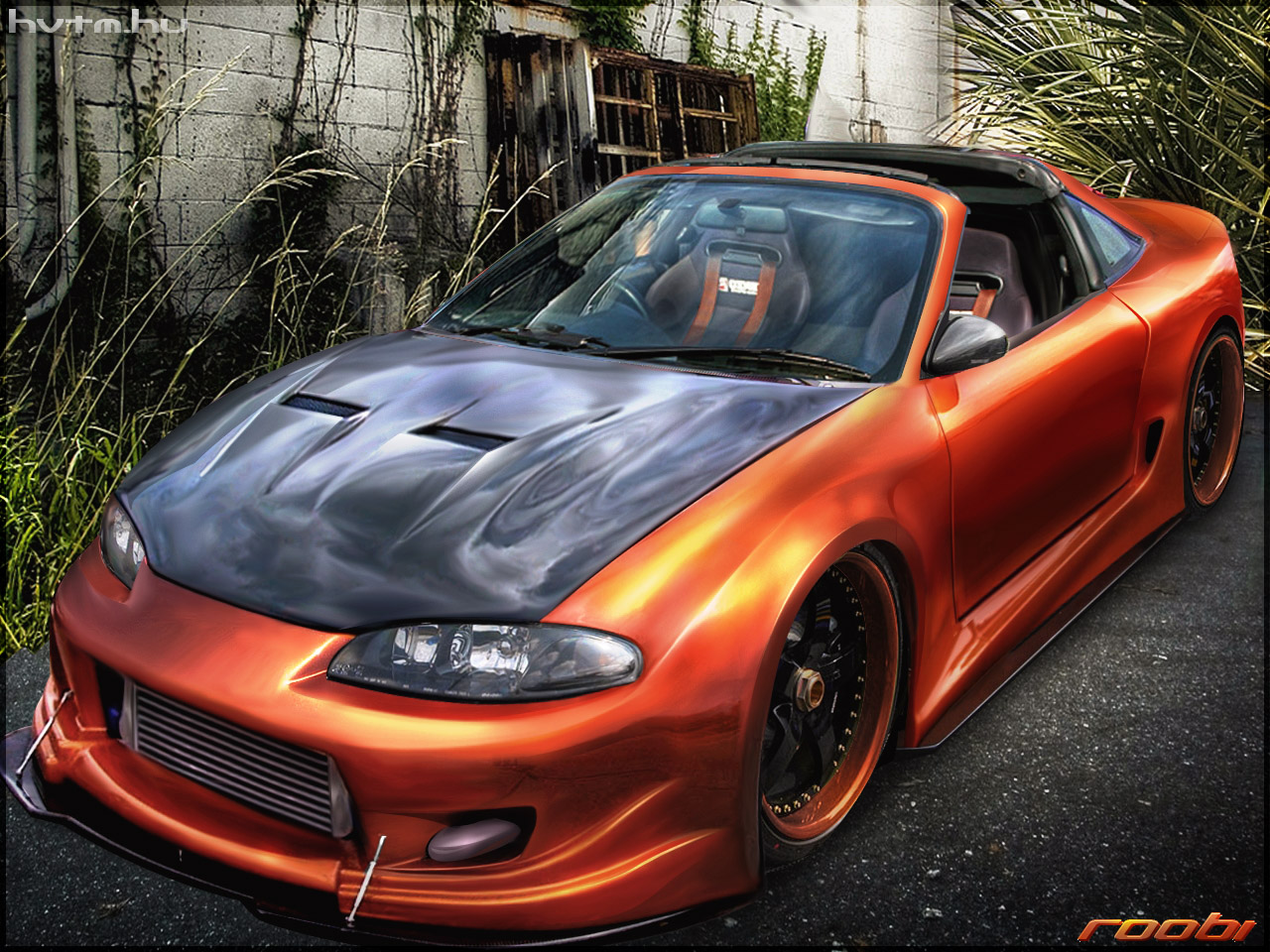 The Total Tuning Mitsubishi Eclipse