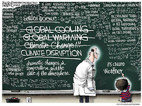 Global Warming Is A Lie