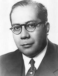 Dr.Ramon Carrillo jamás olvidado y siempre Presente