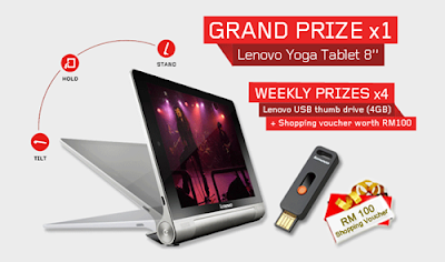 Lenovo SNAP IT The Betterway Contest