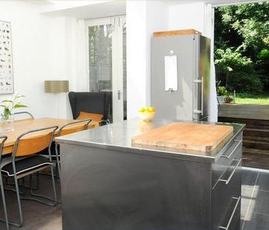 Cocinas integrales cocinas integrales modernas modelos for Presupuestos cocinas