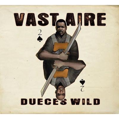 Vast Aire – Dueces Wild (CD) (2008) (FLAC + 320 kbps)