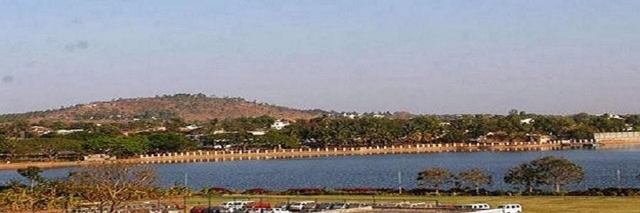 Unkal Lake Hubli.