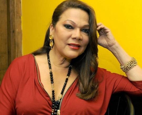 Angela Carrasco en la actualidad