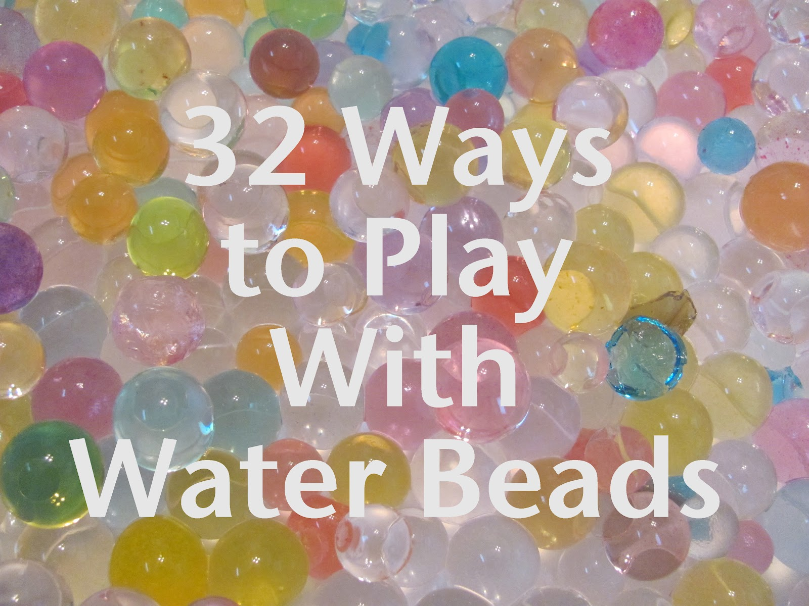 the chocolate muffin tree 32 ways to play with water