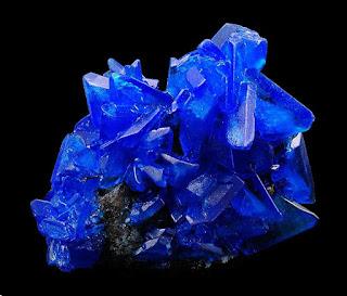 Calcantita mineral falso