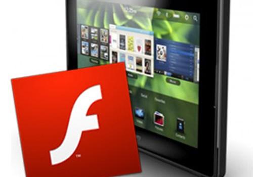 """Si Adobe tira la toallar, RIM no. Y el Flash Player para la BlackBerry Playbook seguirá mejorándose (desarollándose) por Research In Motion. La sopresa de la semana fue que Adobe anunciaba que deja de desarrollar Flash Player para móviles/tabletas. Pero RIM no quiere dejar descuidado este aspecto de su BlackBerry Playbook debido a que es un característica que la distingue de la iPad, la cual no corre flash. """"Al tener la licencia del código fuente de Adobe, seguiremos trabajando y lanzando nuestras propias implementaciones (de Flash). RIM se mantiene comprometido con sus clientes a brindarles una experiencia completa de navegación"""