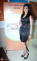 Isha, Koppikar, at, Maruti, Suzuki, Colors, Of, Youth