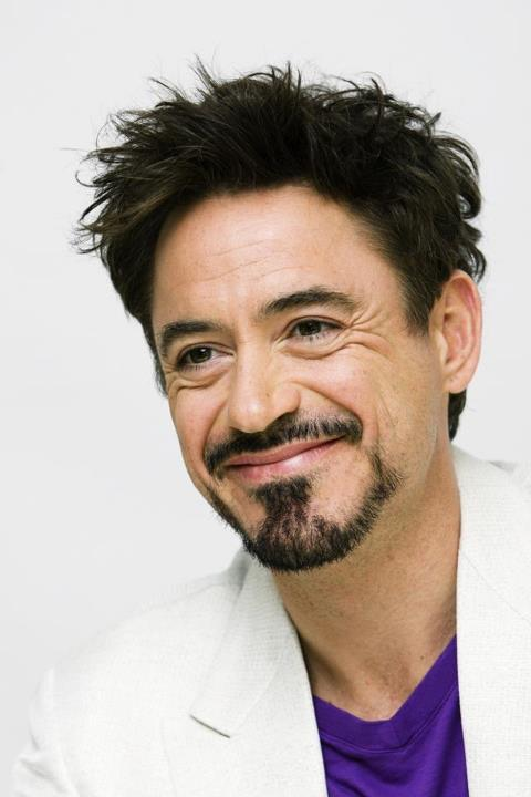 rock n roll hairstyles : Robert downey jr. HairStyles - Men Hair Styles Collection