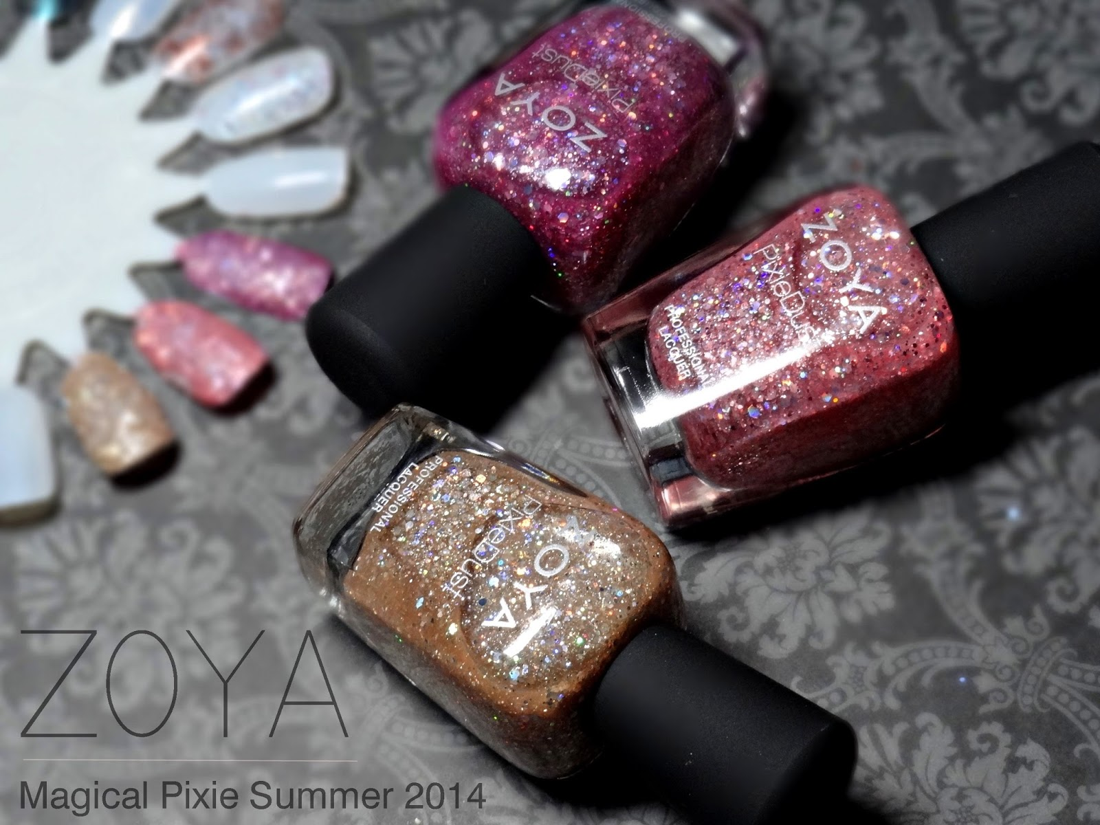 ZOYA Magical Pixie Summer 2014 Collection