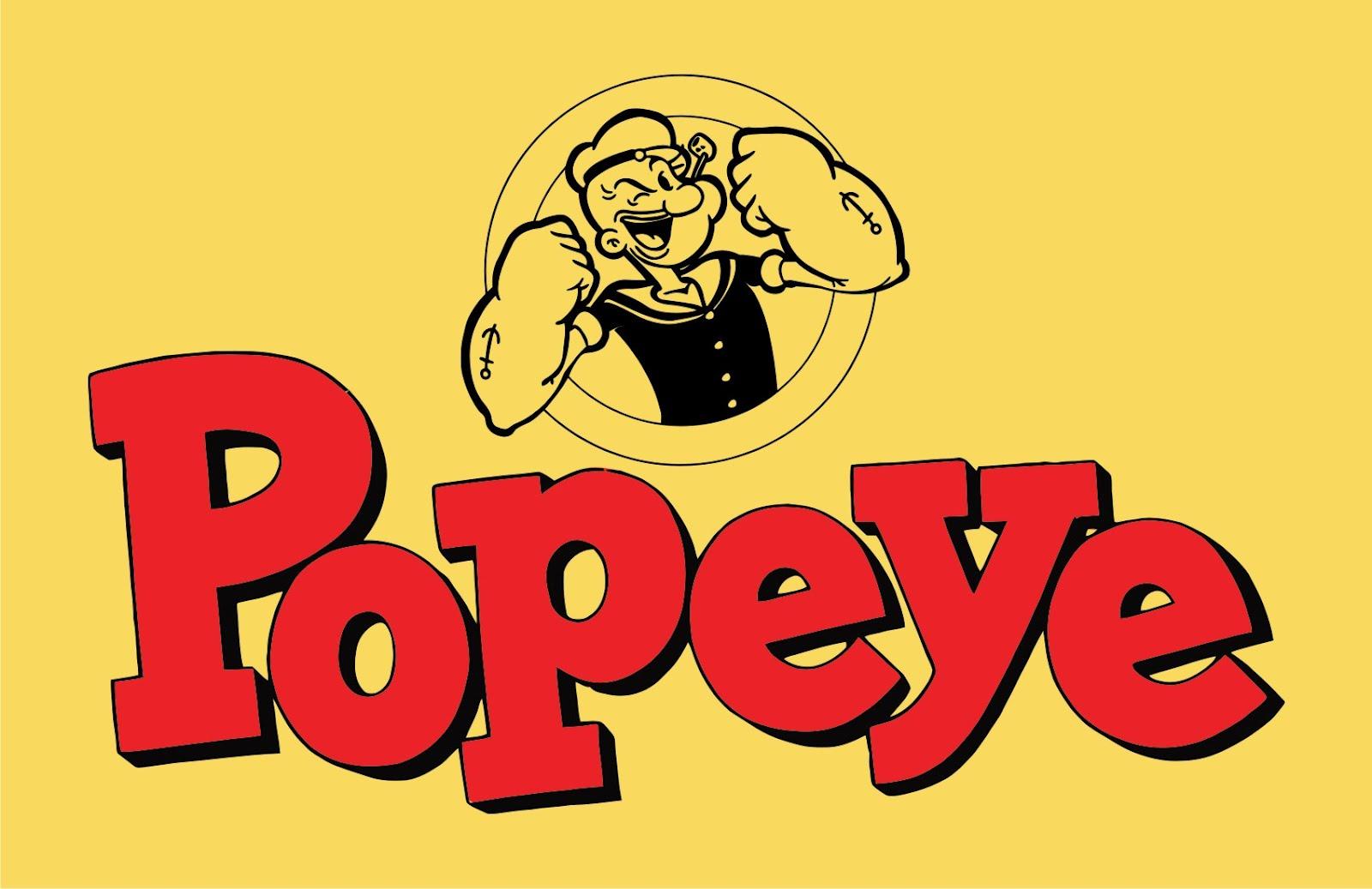 Popeye The Sailorman Vector Game