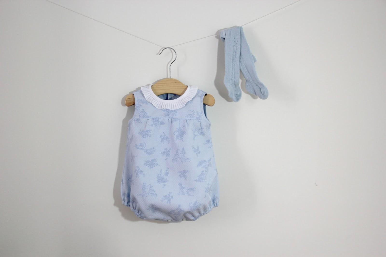 DIY Tutorial y patrones gratis: Pelele para bebé - Handbox Craft ...