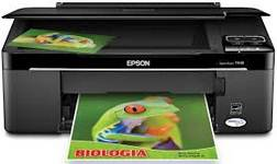 Epson TX110 Resetter Free Download