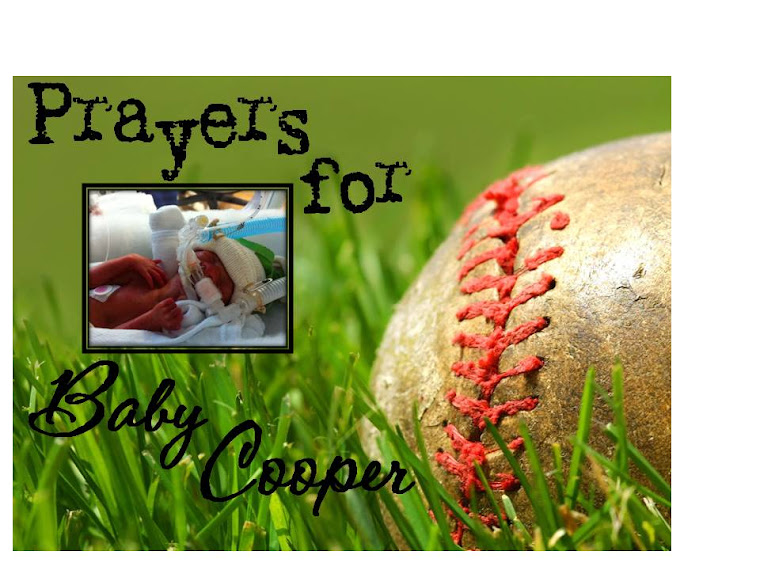 Prayers for Baby Cooper