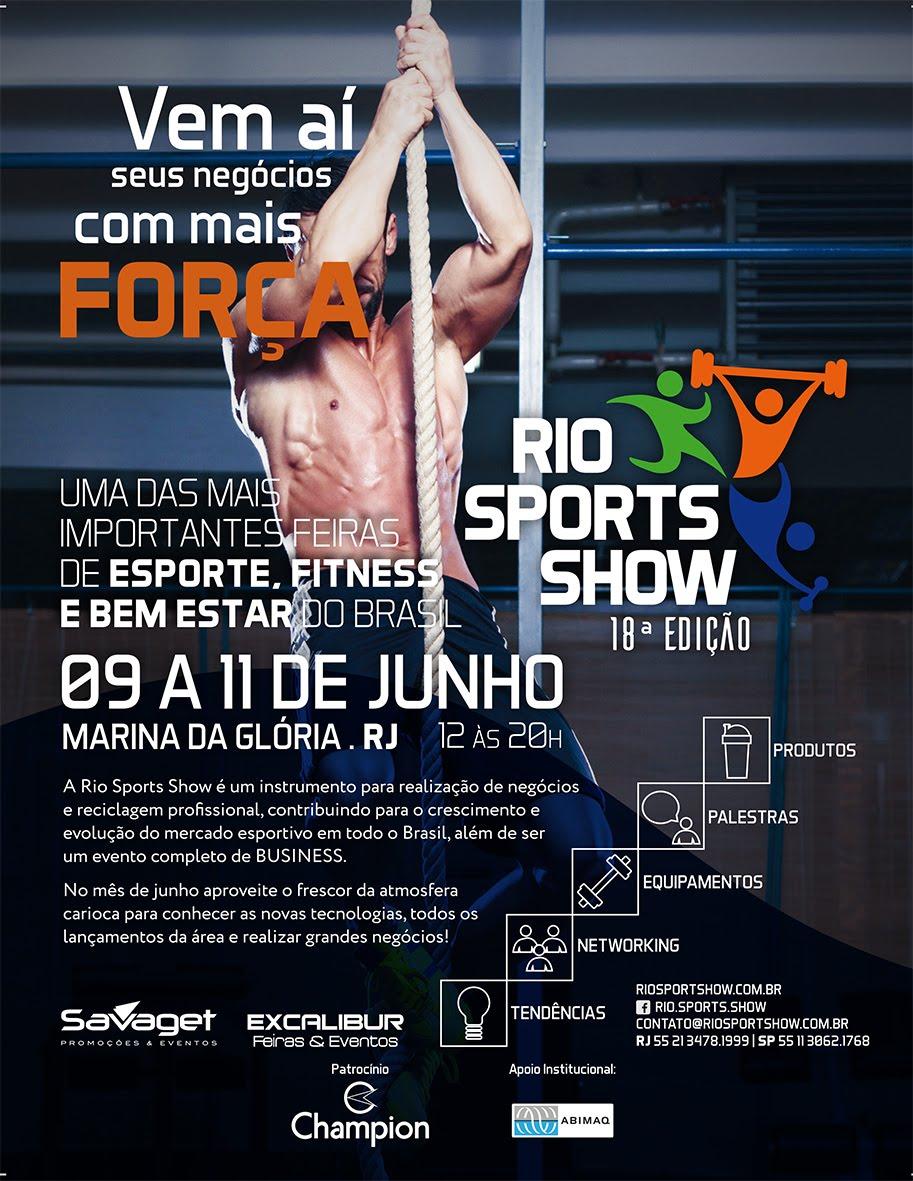 Rio Sport Show 2016